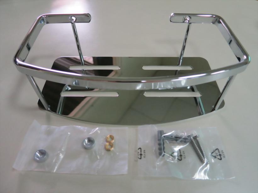 Bathroom Accessories-SUS304+CP