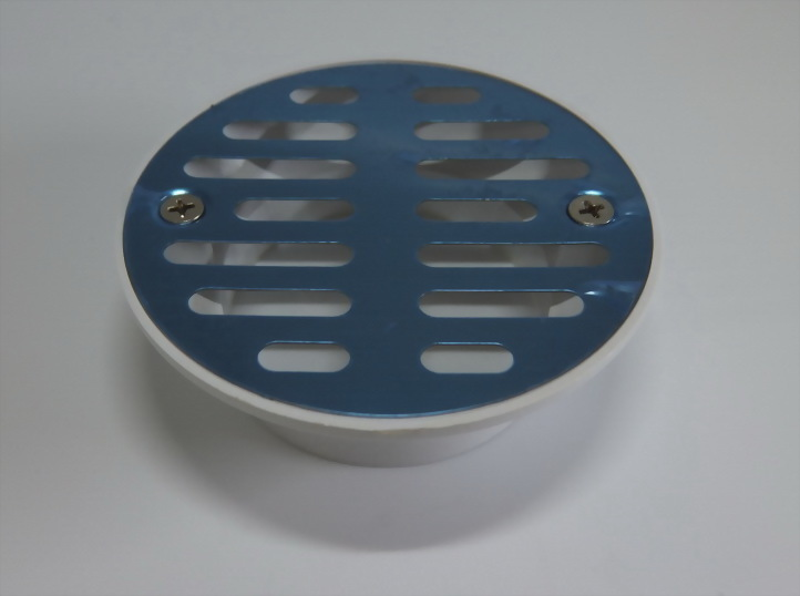 Bathtub and Shower-floor drains