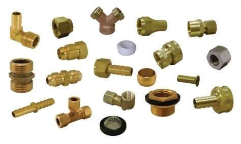 Plumbing Supplies-cast pressure fittings