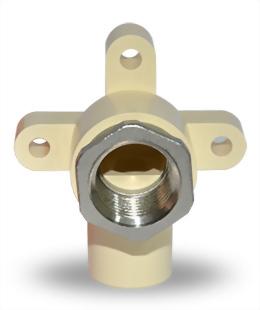 Plumbing Supplies- CPVC fittings