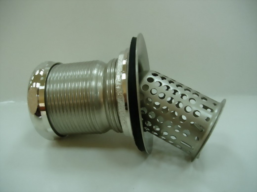 Plumbing Supplies-sink strainer