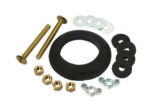 Plumbing Supplies-toilet screws& bolts (kits)