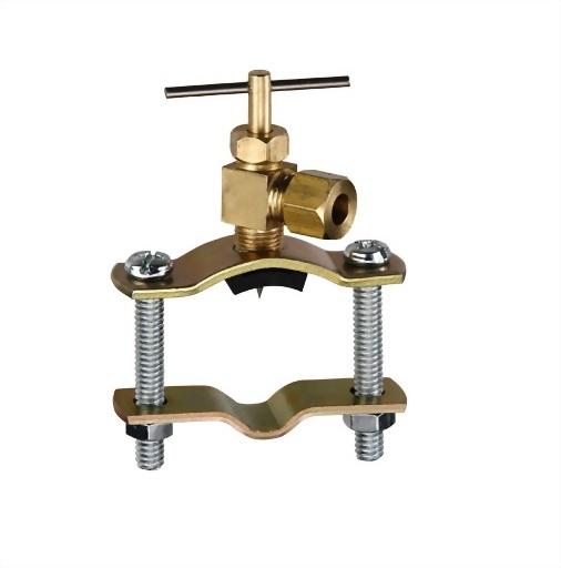 R.O. Water System-saddle valve