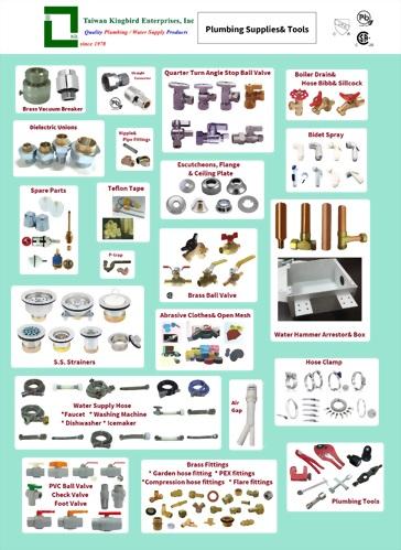 Plumbing Supplies& Tools
