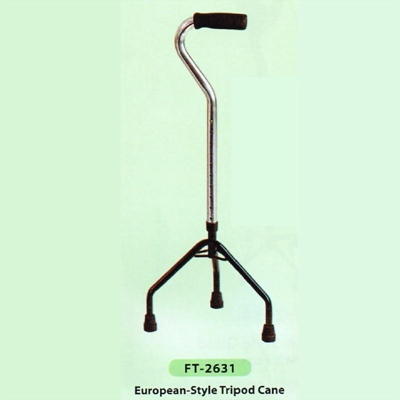 European-Style Tripod Cane