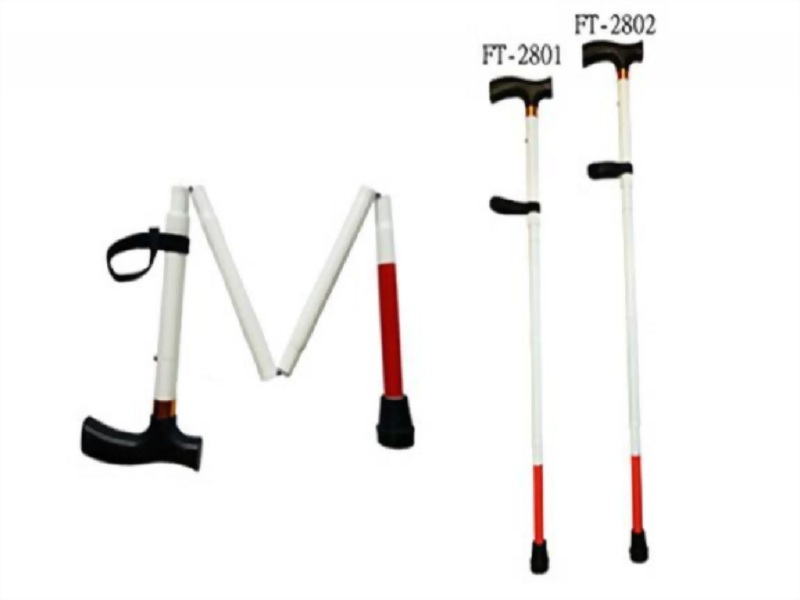 Aluminum Folding Support Cane
