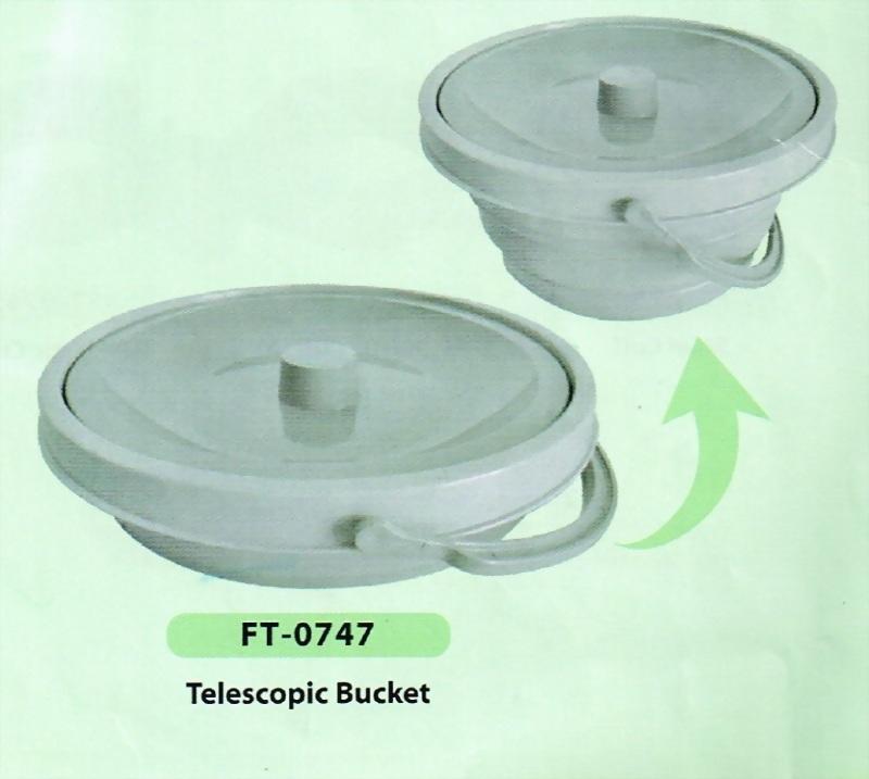 Telescopic Bucket