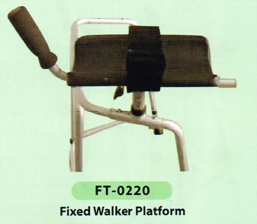 Fixed Walker Platform