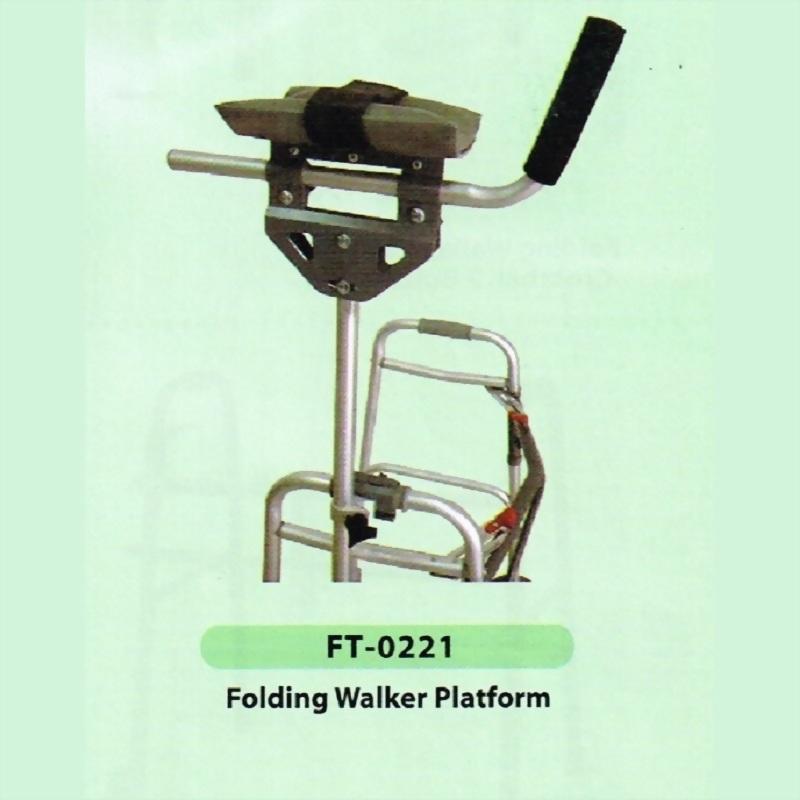 Folding Walker Platform