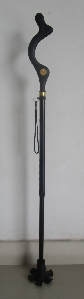 Folding Cane with non-slip tip for elder