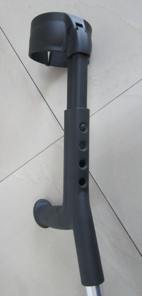 Forearm Crutch with Adjustable Cuff