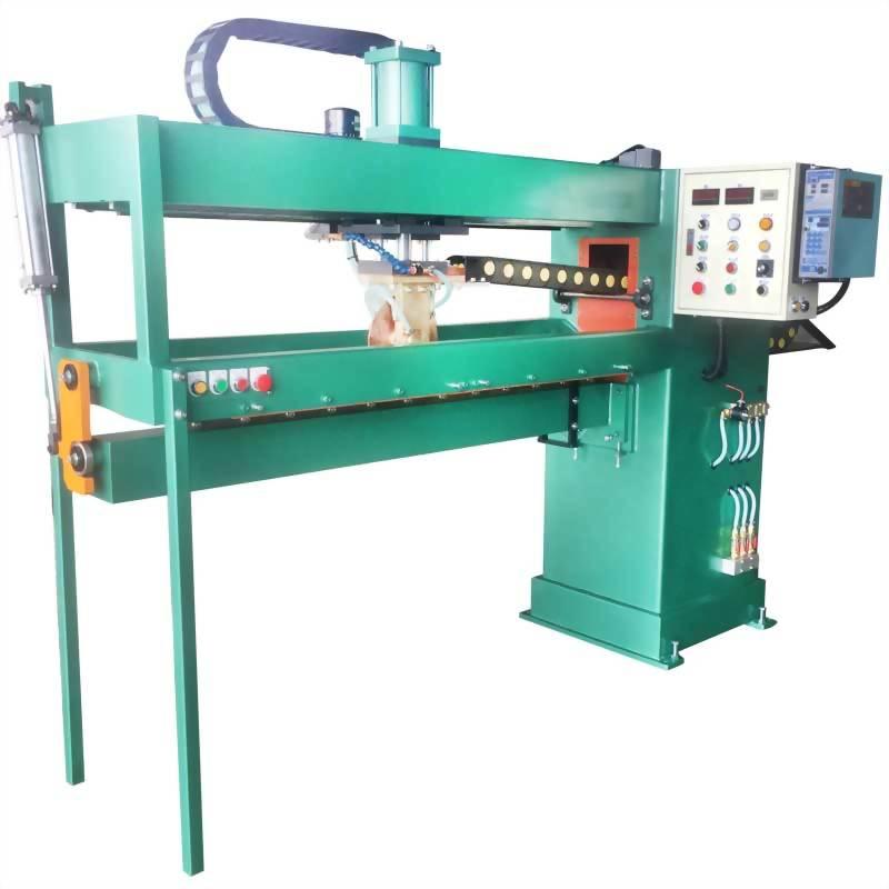 輪焊機-壓板自走式2400