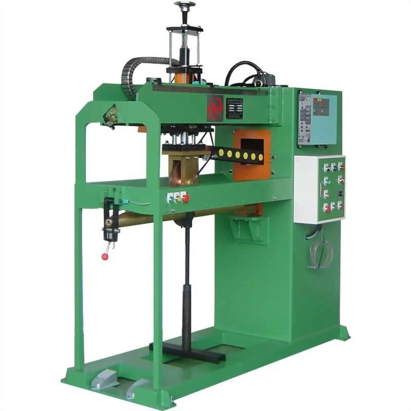輪焊機-壓板自走式