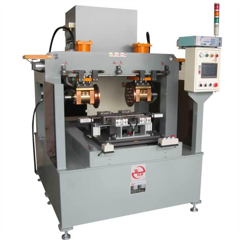 輪焊機-X軸加旋轉輪焊