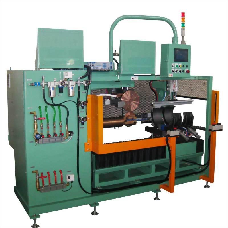 輪焊機-半自動(焊排氣管)