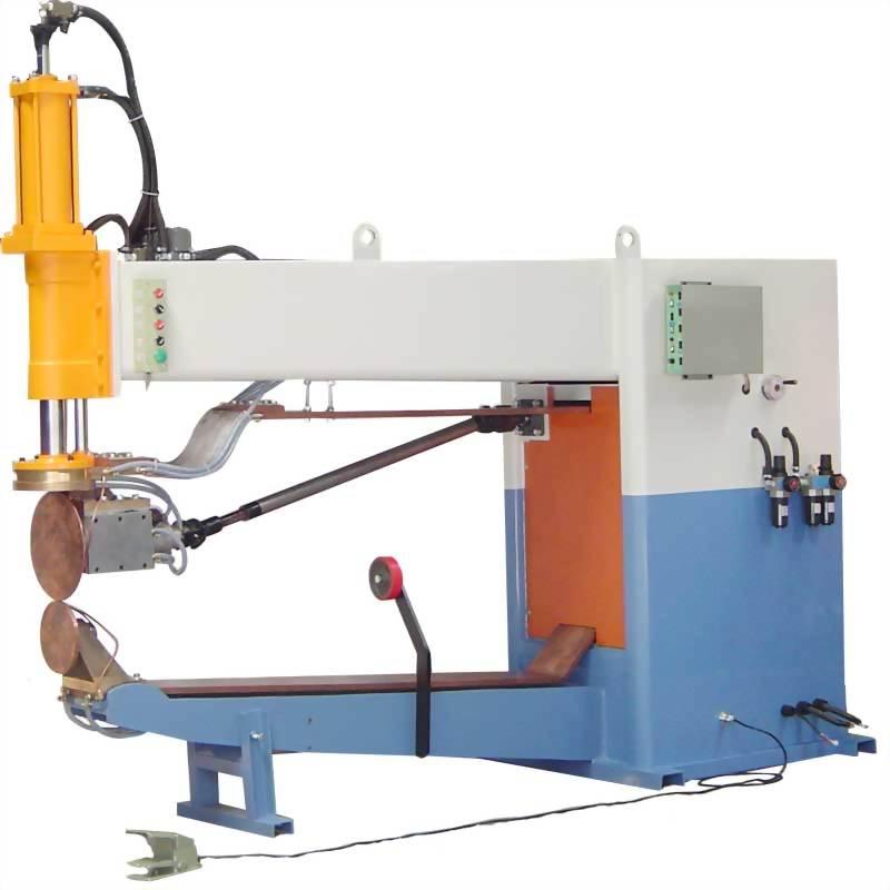 輪焊機-長喉式輪焊機(焊水塔)