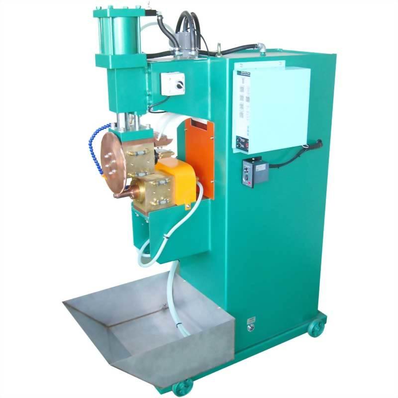 輪焊機-橫式(焊小直徑)