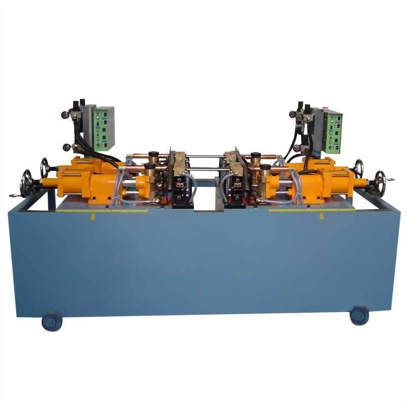 雙H型碰焊機