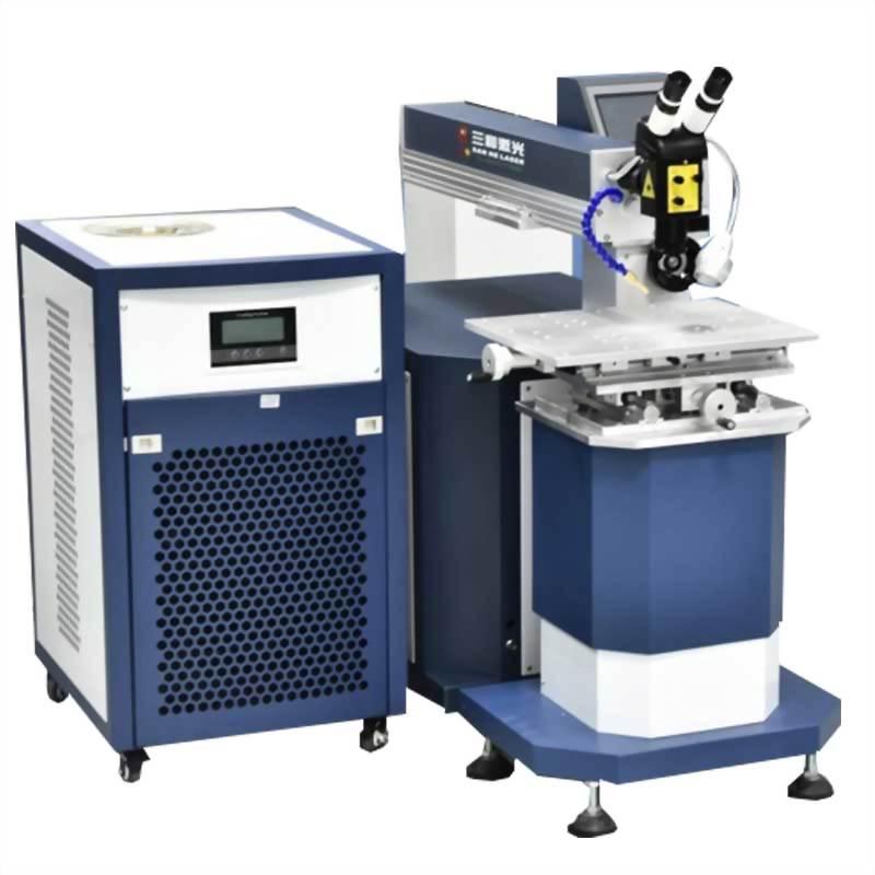 雷射焊接(補模具用)
