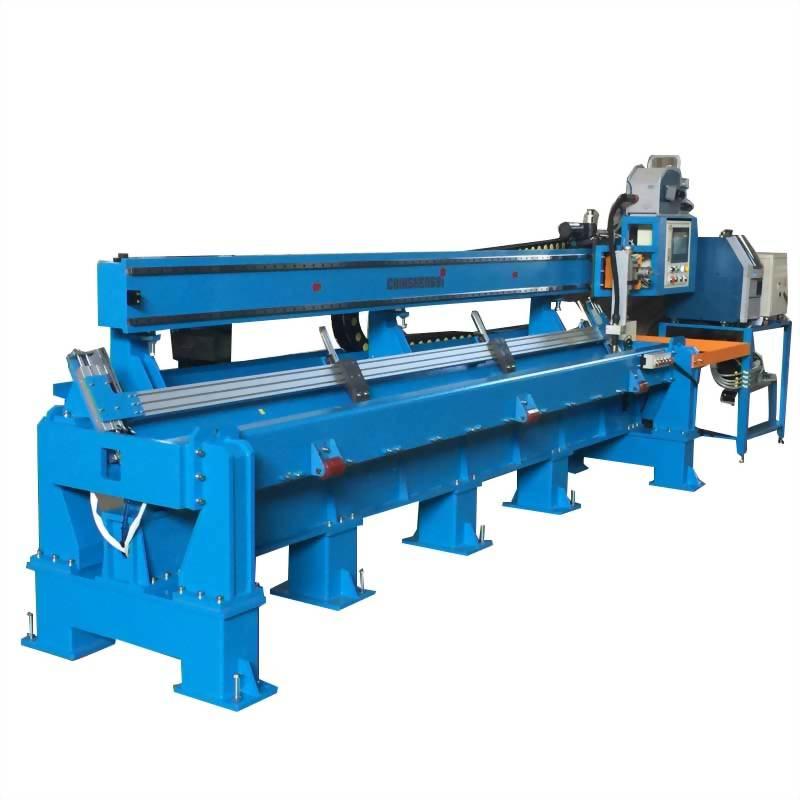 直線焊接(3500L接板機)