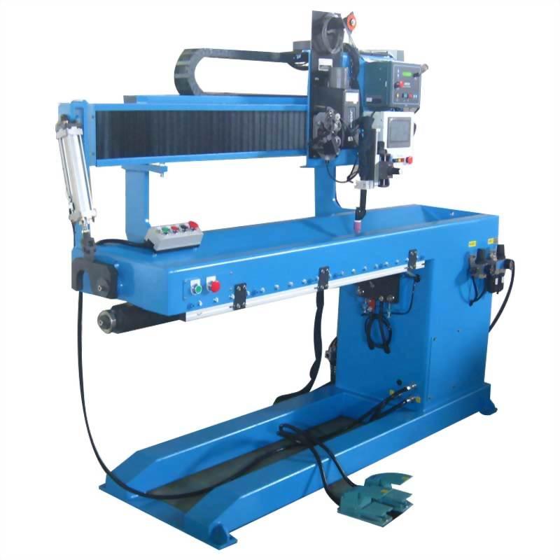 直線焊接(伺服馬達型)