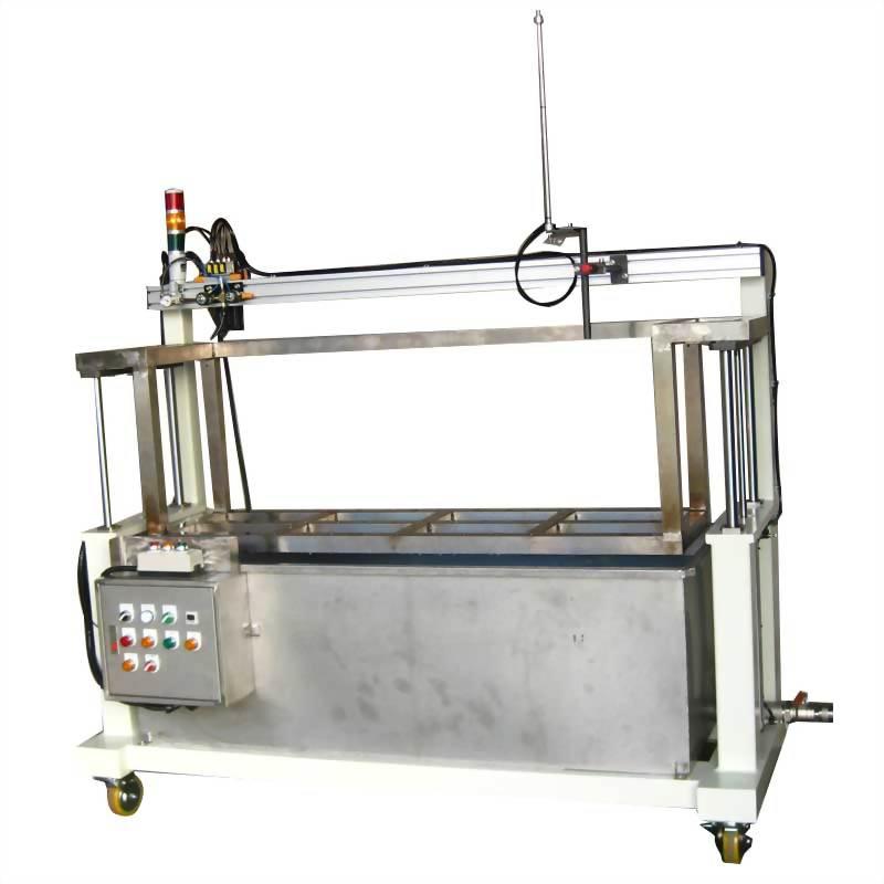 排氣管氣壓測漏機