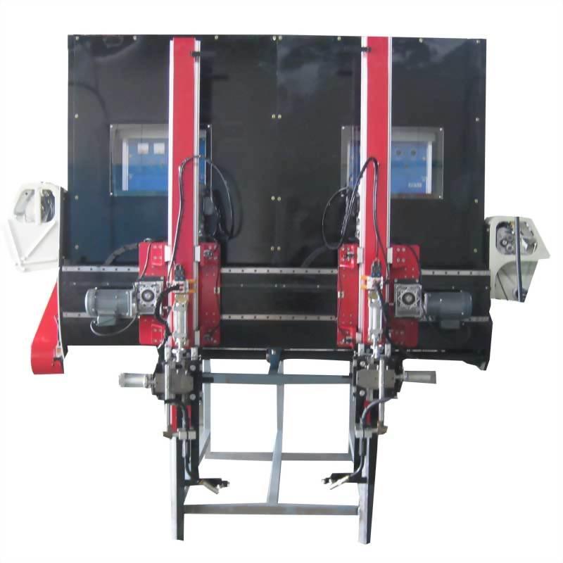 位移式焊接(焊天車樑)