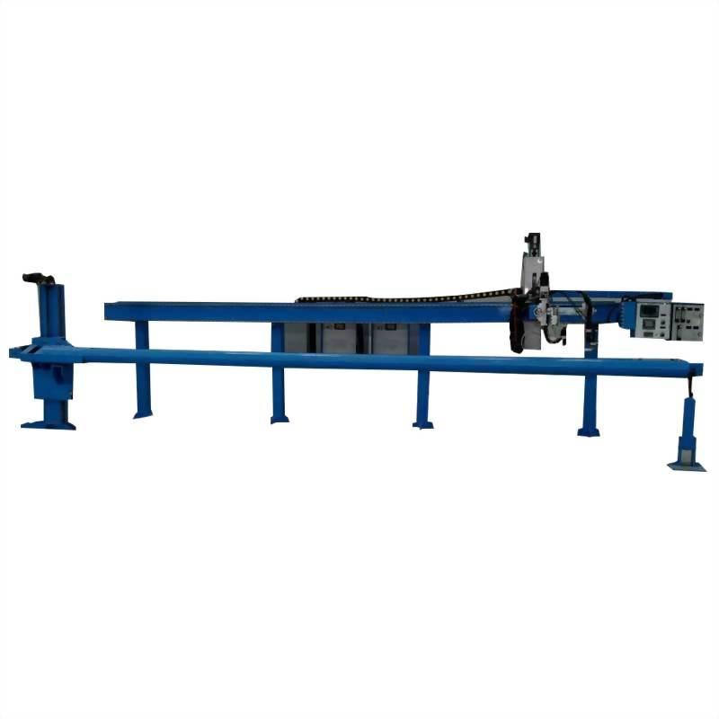 邊樑式(焊白鐵管)