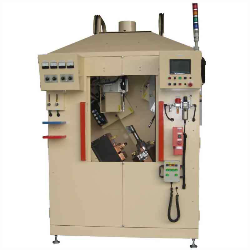 伺服六軸自動定位(焊壁震器)