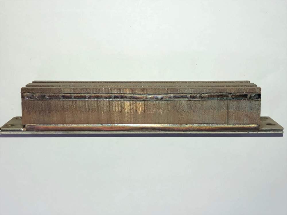 氬焊雙槍(焊釸鋼片)