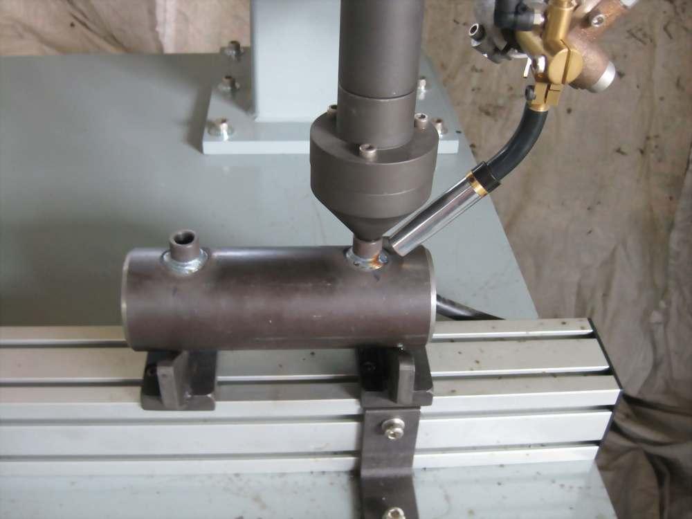 CO2轉槍(焊油壓缸出ロ)