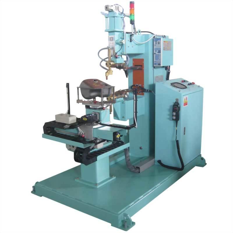 XY加旋轉點焊機(油箱預點)