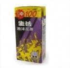生活泡沬花茶300CC 24入