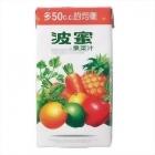 波蜜 果菜汁 300CC 24入