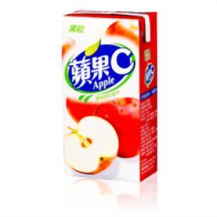 黑松苹果C 300CC 24入