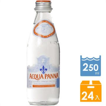 义大利Acqua Panna普娜天然矿泉水 250cc 24入