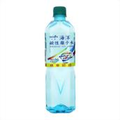 台鹽 鹼性離子水