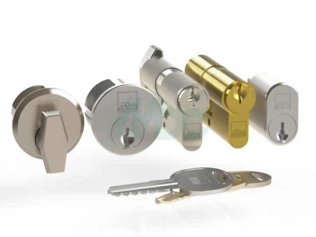 Keys Cylinders and Thumbturns