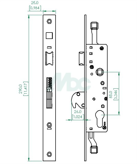 Locks For Residential Doors