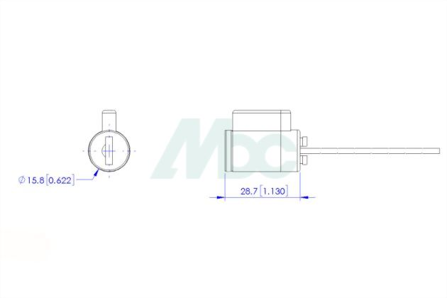 Wafer Cylinder Locks