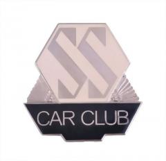 Car Grill Badge 02