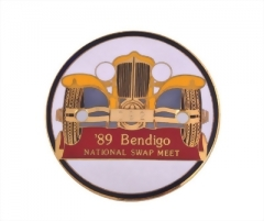 Car Grill Badge 03