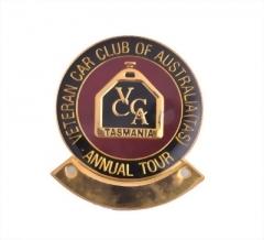 Car Grill Badge 04
