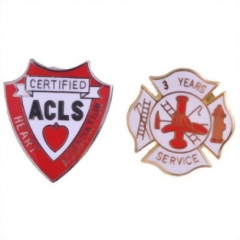 Fire and Med DP Badge 03