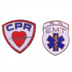 Fire and Med DP Badge 04