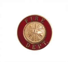 Fire and Med DP Badge 06