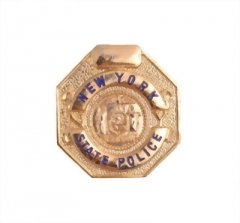 Fire and Med DP Badge 07