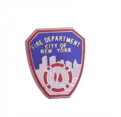 Fire and Med DP Badge 08