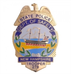 Police Badge 03