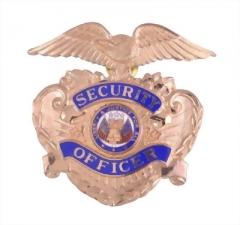 Police Badge 09